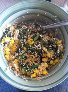 quinoa&kale
